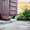 オーダーの登山靴