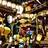 【舞台探訪・聖地巡礼】川越氷川祭に行ってきました(月がきれい)