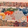 世界地図でお風呂タイムが最高に盛り上がる話