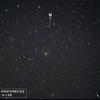 PANSTARRS(パンスターズ)彗星 ふたつの輝き