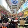 北京上海の旅4日目 上海BRT、上海博物館、文廟菜飯店、老西門古玩茶城、上海ビエンナーレ