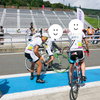 富士チャレンジ2017(タイムトライアルジャパン&チーム100km)に参加してきましたよ〜〜後編
