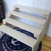 雑なスパイスラックを作ってみる(2) スパイスラックというより祭壇っぽい何か