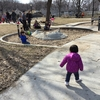 モントリオールで公園デビュー
