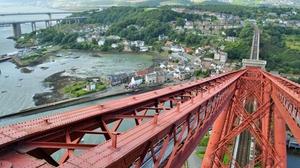 スコットランドの未来の観光スポット!?世界遺産の橋のテッペンで聞いた風の歌