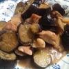 トロトロ茄子が美味しい鶏と茄子の甘酢炒め