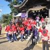 蛭子神社の秋祭り