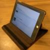 ようやく届いたiPadmini5用ケースとプライバシーガラス