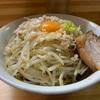 麺処MAZERU 『醤油まぜそば大盛り』