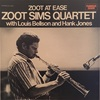 ZOOT AT EASE/ZOOT SIMS