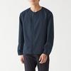 無印良品の「撥水綾織りノーカラージャケット」が機能的でカッコいい!