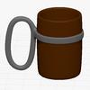 アイテムNo.001 野営地用マグカップ
