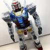 【ガンダムベース限定品】MG 1/100  RX-78-2 ガンダム Ver.3.0 [クリアカラー] 素組みレビュー