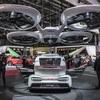 ● アウディがドローンで空を飛べるEVコンセプトカーをジュネーブショーに出展