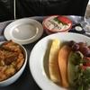 ユナイテッド航空ファーストクラス搭乗記〜朝食編〜【国内線】