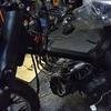 #バイク屋の日常 #ホンダ #スーパーカブ #ハーネス #処理