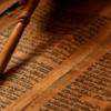 「旧約聖書のヘブル語自体が、『家父長制文化の表現』だったのです」という主張はどうでしょうか。
