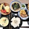 10月8日(火)「通常営業」の日替りランチ膳と手作りケーキのメニューです。