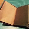 トラベラーズノート財布にレシート入れを追加した。【DIY】