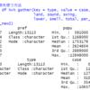 都道府県別の公害苦情件数データの分析9 - R言語のgather関数とspread関数を使う。