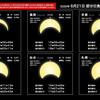 部分日食 次に見れるのは10年後?