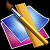iMage Tools(Macアプリ)を使って画像に枠線を引く方法