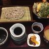 串焼き うめな鳥 セントラル・スナヤンで 天丼と蕎麦のセットを食らう。