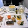 【NH110便搭乗記③】ANAビジネスクラスで行くNY。特典航空券利用