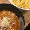 新宿の「やすべえ」で味噌つけ麺♪♪