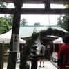 今年は旦飯野神社(阿賀野市)で「大祓」