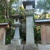 江戸時代の石灯籠
