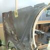 1971 マスタングマッハ1 デッキショルダーの修復1