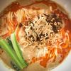 麺場さかきや 濃厚坦々麺細麺