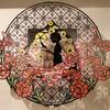 大橋忍 切り絵作品展「砂になった花片を織り」(SISON GALLERy)