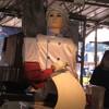 【働く刀削麺ロボ】お散歩SS2