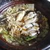 56冊目『きちんと小鍋』から5回目は牡蠣と白菜の海苔鍋