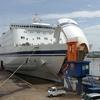 太平洋フェリー乗船記 伊良湖―名古屋港フェリーターミナル