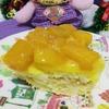 ケーキをイチから作るのは大変なので、セブで売っているものを使って簡単ケーキを作ってみた(^O^)