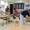 《11.3.11》2016夏の巡礼-8日目-大槌町「和野っこハウス」で木工ワークショップ