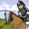 009 とある夏の日の武人さんと馬(古墳時代)