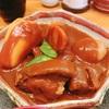 ランチ日記 #1 日本橋「まえ田」でトロットロの豚の角煮デミグラスソース