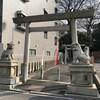 「日置神社」(再)(名古屋市中区)