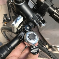 キャットアイの自転車用ベルを買って失敗した話。