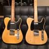 はじめてのNachoGuitars(⑤1954年製 Fender Telecaster vs. Nachoguitars)