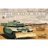 1/35『カナダ主力戦車 レオパルトC2 メクサス ドーザーブレード』プラモデル【モンモデル】より2019年1月発売予定♪