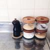 魅せる保存容器は機能もバッチリ!チャバツリーのガラスジャー