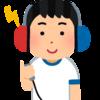 Vol. 18 40代と小中学生の比較 - 聴力