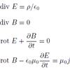 マックスウェル方程式は電磁気学の全てでは無い