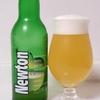 【オススメのベルギービール】ニュートンの「青りんごビール」を飲んでみた!