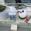 船外機の「オイル交換」は海上でスマートにやりましょう👆  【  係留船のかんたんメンテナンス法🎵  】